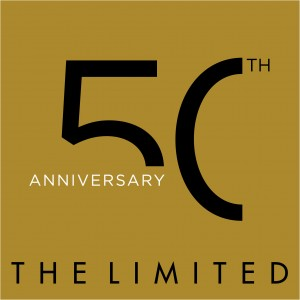 Limited 50th Annv Logo (gold)