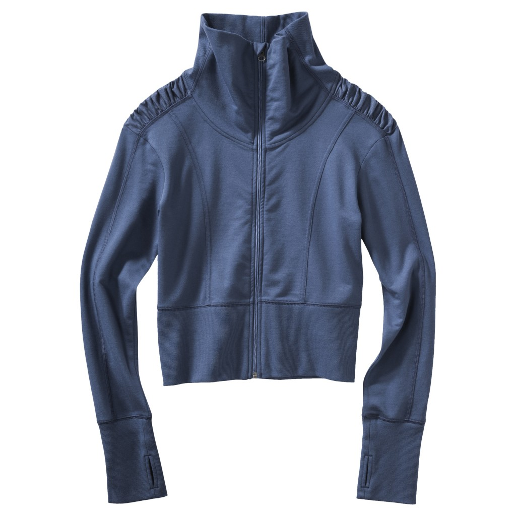 C9 by Champion Women's French Terry Jacket  – Slate Blue – $34.99
